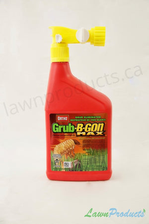 Ortho® Grub-B-Gon Max 1L Attach-and-Spray Concentrate