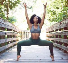 Arianna Elizabeth Atlanta Yoga Instructor