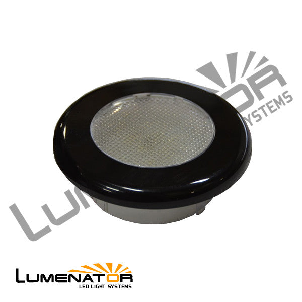 "Clearance 3"" LED Dome Light - Flush Mount"