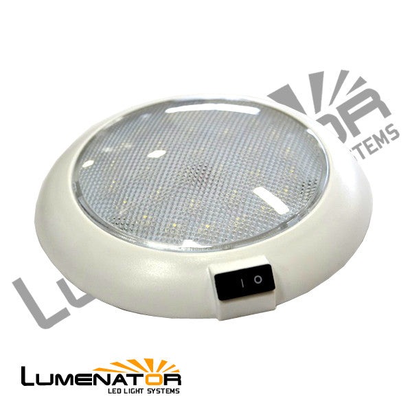 "5.5"" LED Dome Light - Low Profile"