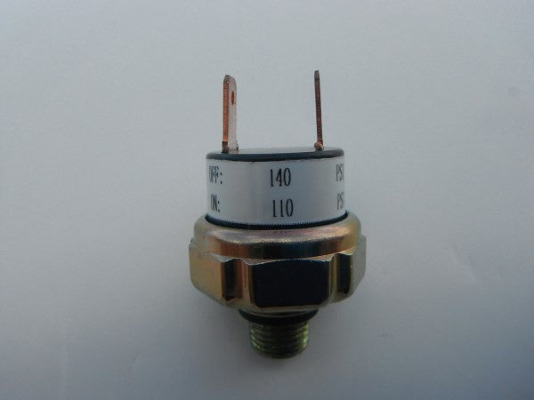 Pressure On/Off Switch