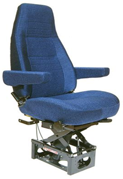 Bostrom T915 Air Ride Seat – High Back- No Upholstery