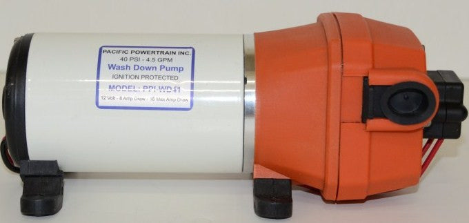 41 Series Wash Down Pump