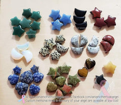 Pocket Crystals - Your choice of type and shape!