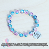 Pink & Blue Deluxe - Born Into Heaven Bracelet