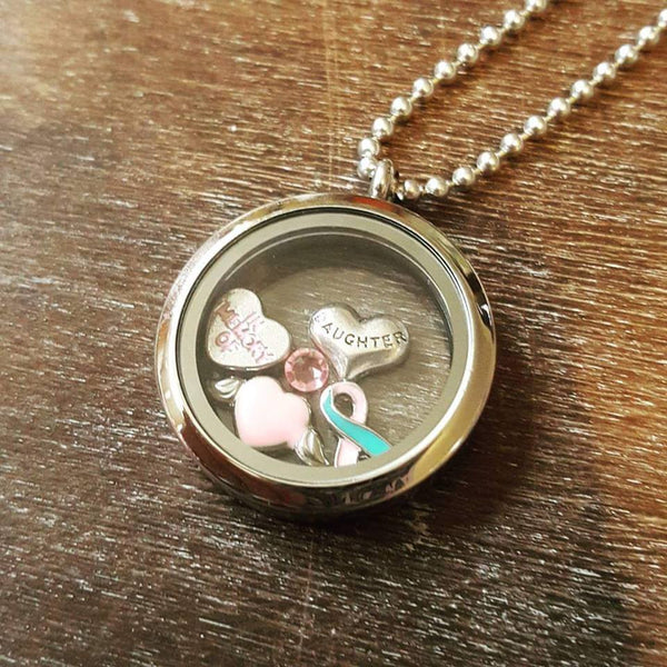 In Memory Of My Daughter Memory Locket