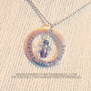 Forever In My Heart - Birthstone Angel - Necklace