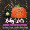 Digital Personalized Keepsake Graphic - 2020 Halloween