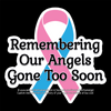 Remembering Our Angel(s) Magnet - Approx 3""
