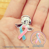 Angel Awareness Pin
