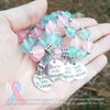 Pink & Blue - Born Into Heaven Bracelet