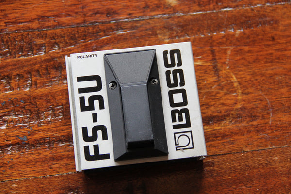 Boss fs-5u (SKU 6116K)