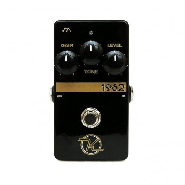 Keeley 1962 Overdrive (SKU 5302)