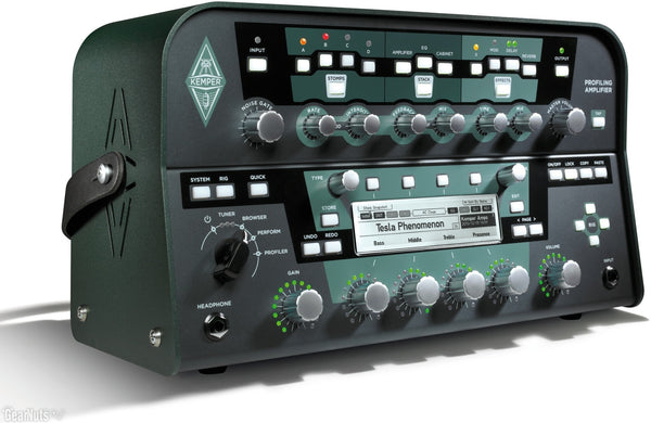 Kemper Profiling Amplifier- Black (SKU 5299)