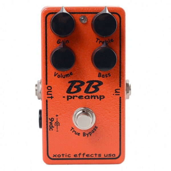 BB Preamp Xotic Effects (SKU 4463)