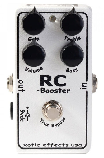 RC Booster Xotic Effects (SKU 4462)