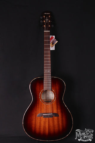 New Alvarez MFA66SHB Folk OM Acoustic B-Stock (SKU 5315)