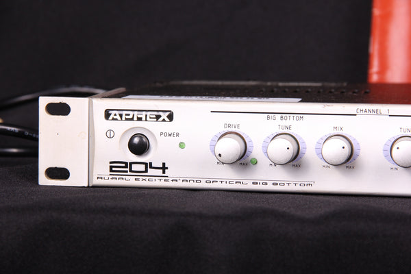 Aphex Systems 204 Aural Exciter w/ Big Bottom (SKU 6205K)
