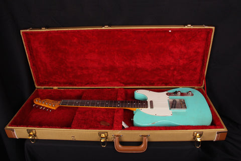 2015 Whitfill Telecaster T Style Electric Guitar w/ Case (SKU 6207K)
