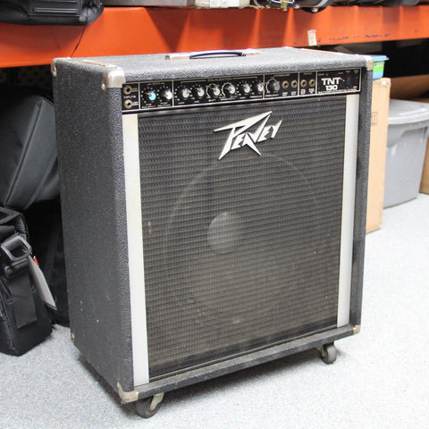 Peavey TNT 130 Bass Amplifier (SKU 6202K)