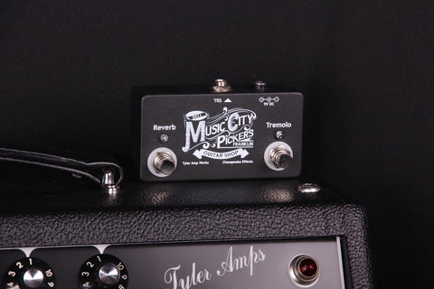 NEW Tyler Amp Works MCP14 Music City Pickers Limited Edition Combo Princeton w/ Footswitch (SKU 6235CK)