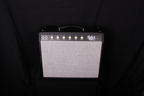 NEW Tyler Amps JT14 Limited Edition White Grill Cloth (SKU6246CK)