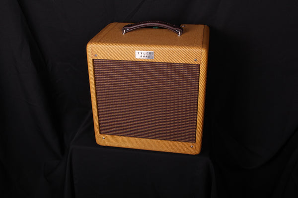 NEW Tyler Amps SC-6 Tweed (SKU 6245CK)