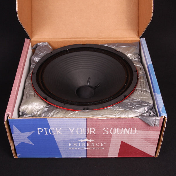 Eminence Governor 16 ohms 12 inch Replacement Speaker (SKU 5361K)