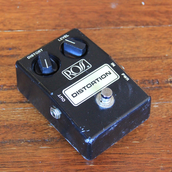Vintage Ross Distortion (SKU 5478K)
