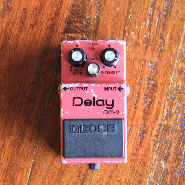1981 Boss DM-2 Delay (SKU 5569K)