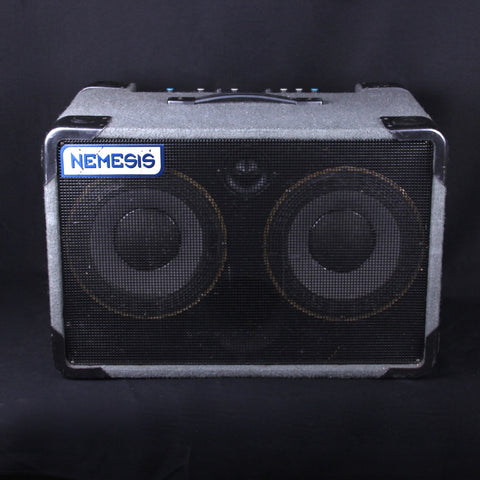 1996 Eden Nemesis NC200P Bass Guitar Combo Amplifier (SKU 5594C)