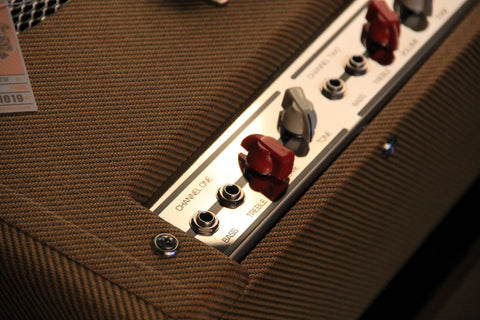 "NEW Tyler Amps JT24 Tweed 10/12 Combo ""Supro Style"" (SKU 6004CK)"