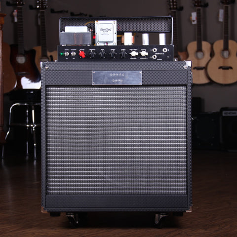 NEW Tyler Amps Flip Top Bass Combo (Based on an Ampeg B-15) (SKU 6008CK)