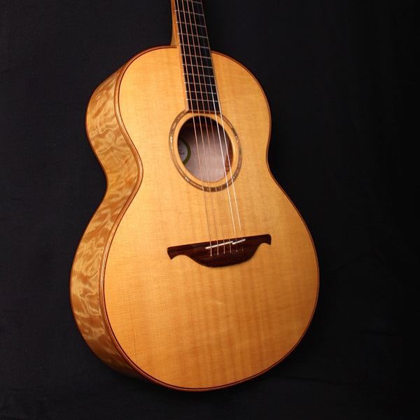 1999 Lowden S35 Maple Acoustic Guitar- OHSC (SKU 6072C)