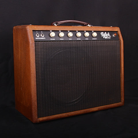 NEW Tyler Amps JT14 Caramelized Tweed 1x12 Combo (SKU 6075CK)