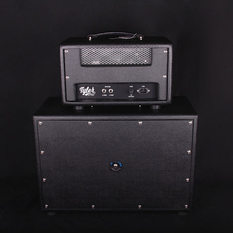 NEW Tyler Amps HM18 Head & 1x12 Cab Black (SKU 6096CK)