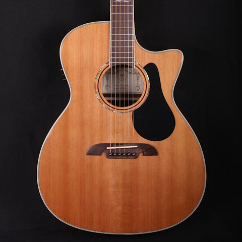 NEW Alvarez Artist Series AG75CE Grand Auditorium Acoustic-Electric Guitar (SKU 6101)