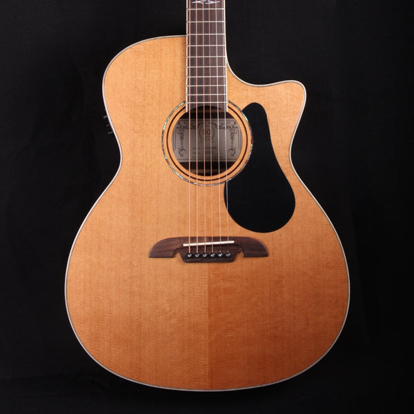 NEW Alvarez Artist Series AG75CE Grand Auditorium Acoustic-Electric Guitar (SKU 6100)