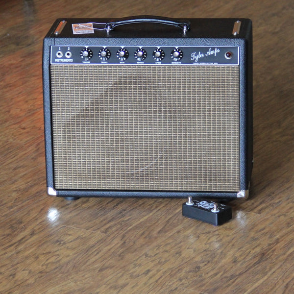 NEW Tyler Amp Works MCP14 Music City Pickers Limited Edition Combo Princeton w/ Footswitch (SKU 6107CK)
