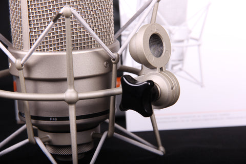 Neumann TLM 49 Microphone with Shock Mount (SKU 6128K)