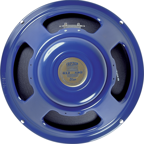 "Celestion Blue 15W, 12"" Vintage Alnico Guitar Speaker (SKU 5335)"