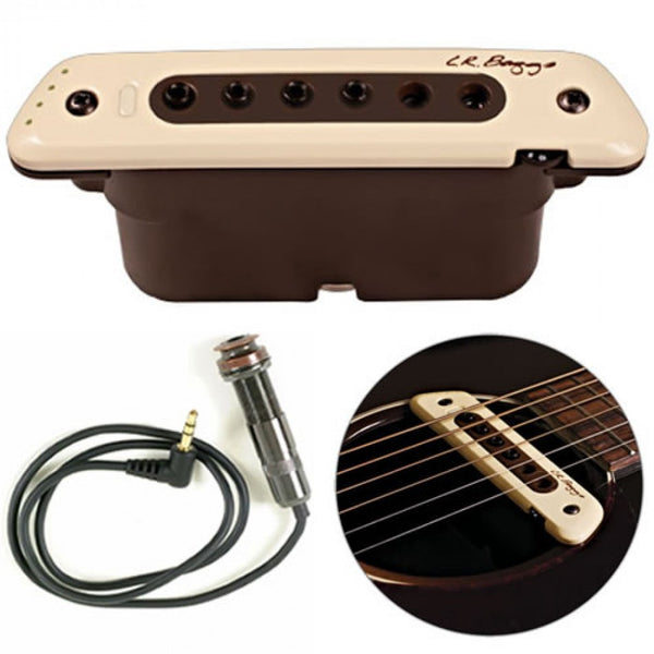 LR Baggs M80 Acoustic Guitar Pickup (SKU 4398)