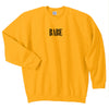 crewneck sweatshirt | the babe