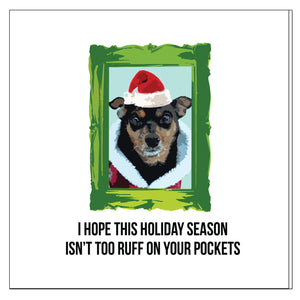 holiday | christmas: ruff times