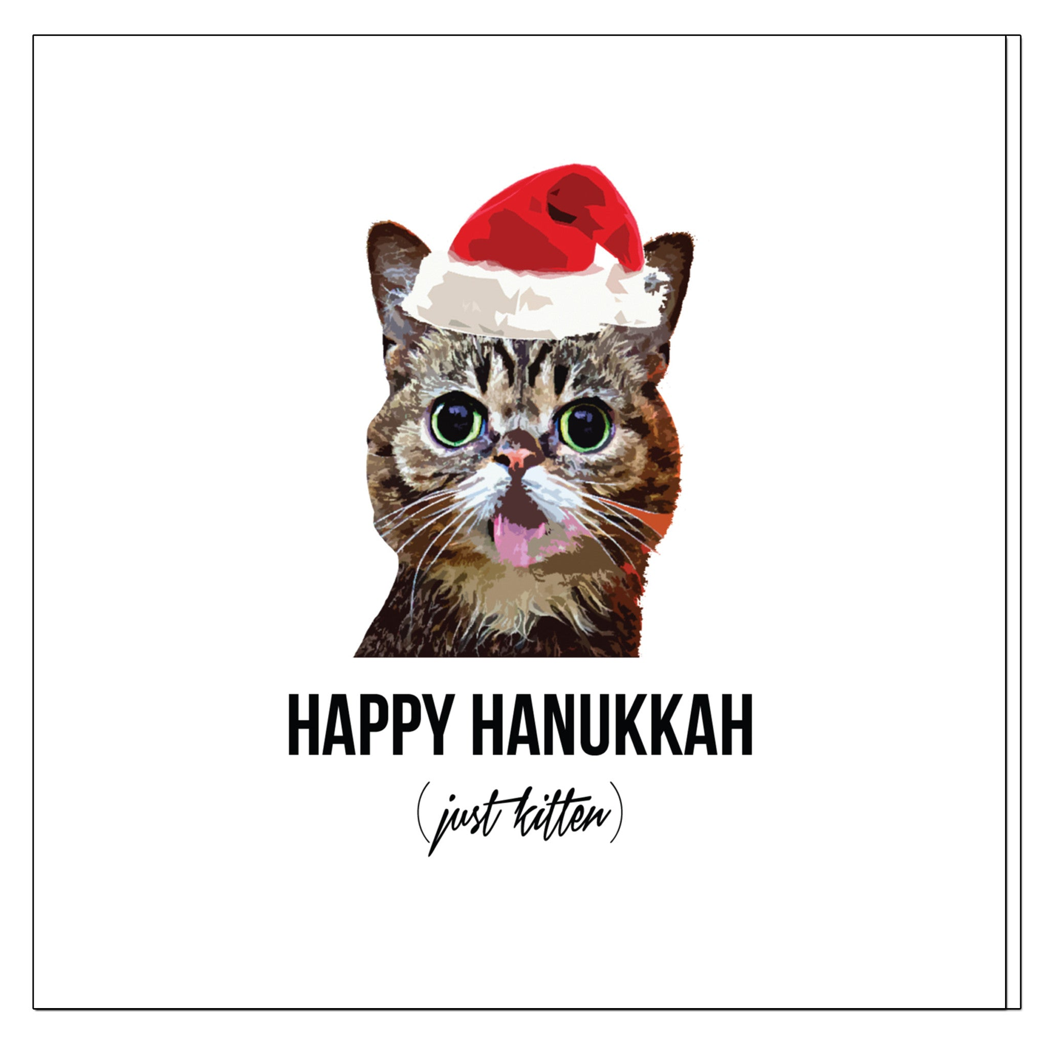 holiday | christmas: just kitten
