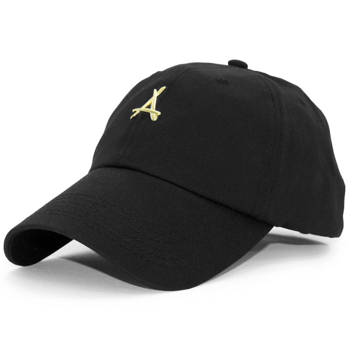24K BLACK DAD HAT