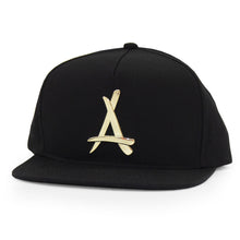 Load image into Gallery viewer, 24K SNAPBACK (BLACK)