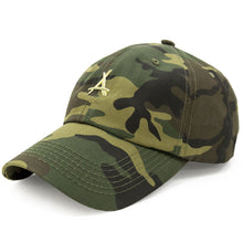 Load image into Gallery viewer, 24K CAMO DAD HAT