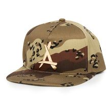 Load image into Gallery viewer, 24K SNAPBACK (DESERT CAMO)