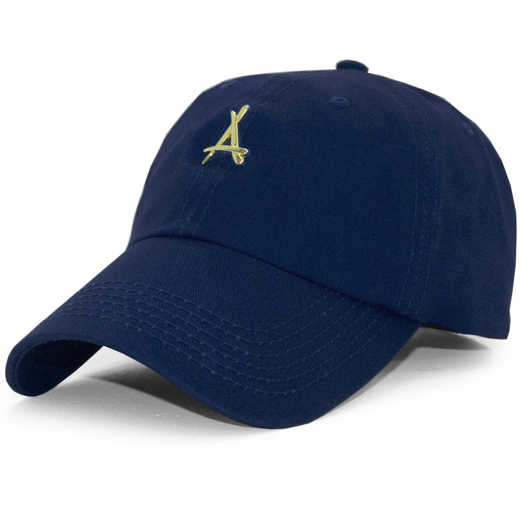 24K NAVY DAD HAT